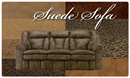 Suede from Exotic Leather, Goshen Indiana